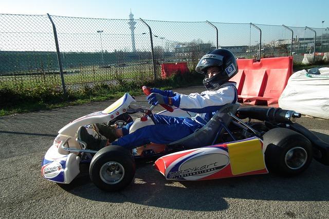 Karting, Driver, Circuit, Rece, Sport, Extreme