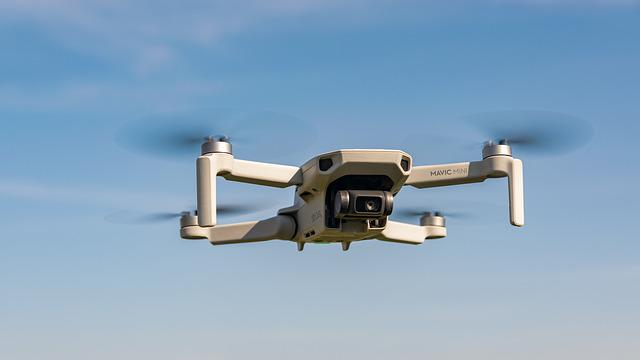 Multicopter, Drone, Camera, Technology, Air, Flying