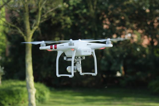Nature, Flight, Aircraft, Drone, Camera