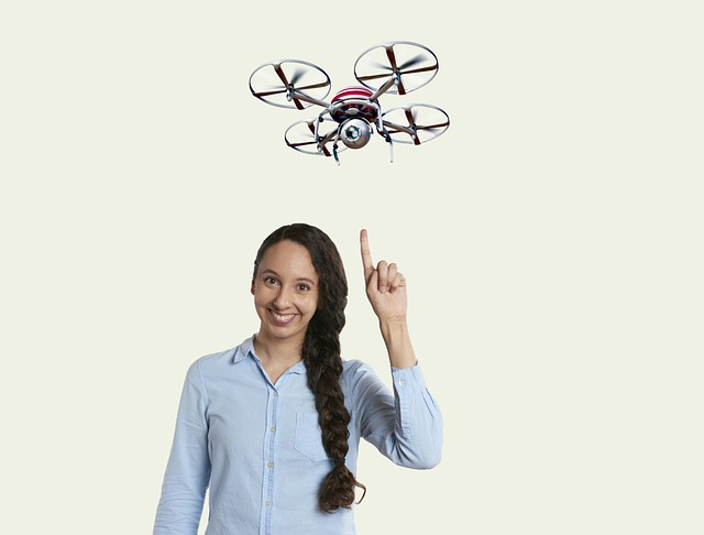 Cctv, Quadrocopter, Camera, Drone, Fly, Robot