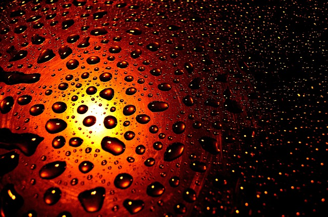 Drops, Rain, Background, Seasons, Water, Macro