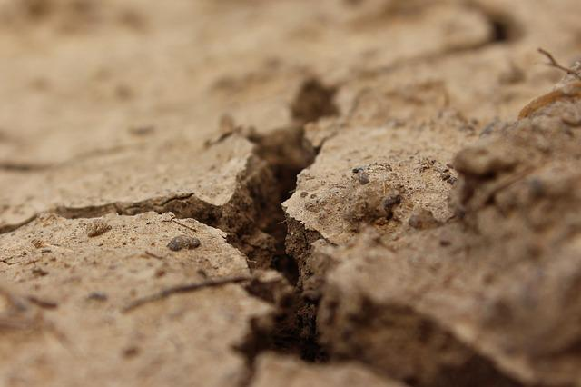 Crack, Land, Drought, Soil, Dry, Clay, Relationship