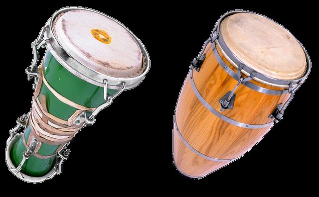 Bongo, Drums, Music, Concert, Percussion Instruments