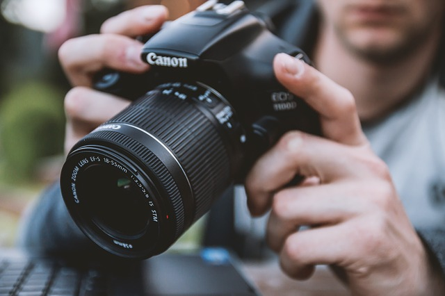 Work, Dslr, Camera, Canon, Photo, Photographer, City