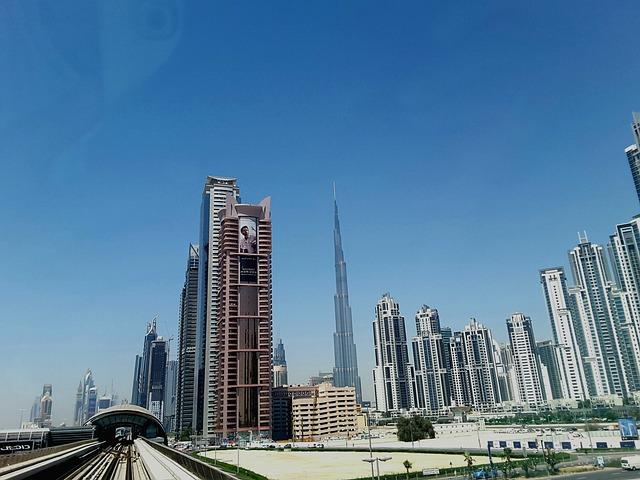 Dubai, Burj Khalifa, Emirates