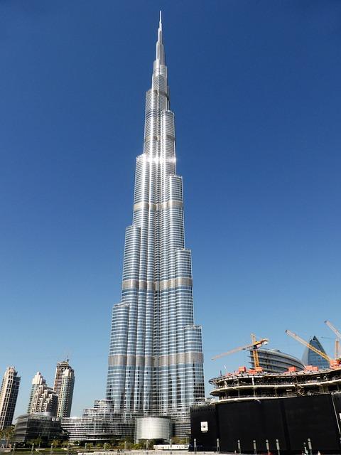 Skyscraper, Dubai, Tower