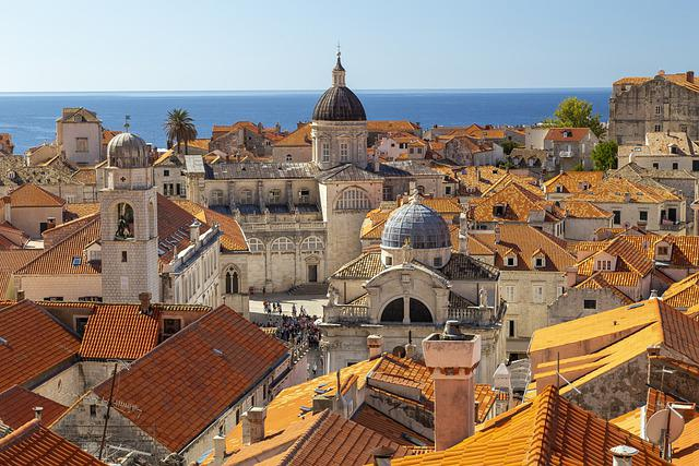 Dubrovnik, Croatia, Architecture, City, Tourism