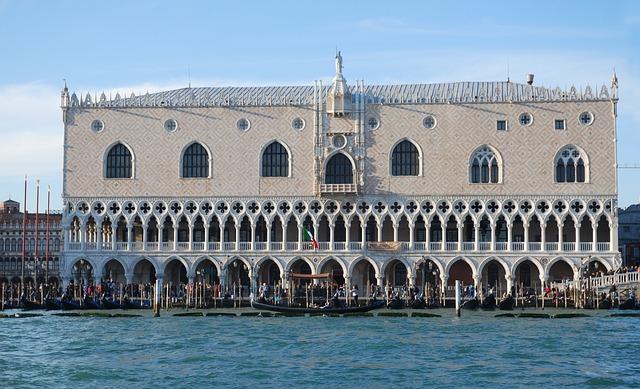 Venice, Palazzo, Ducal