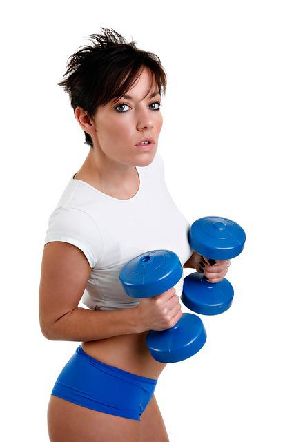 Fitness, Dumb Bells, Muscle, Exercise, Fit, Workout