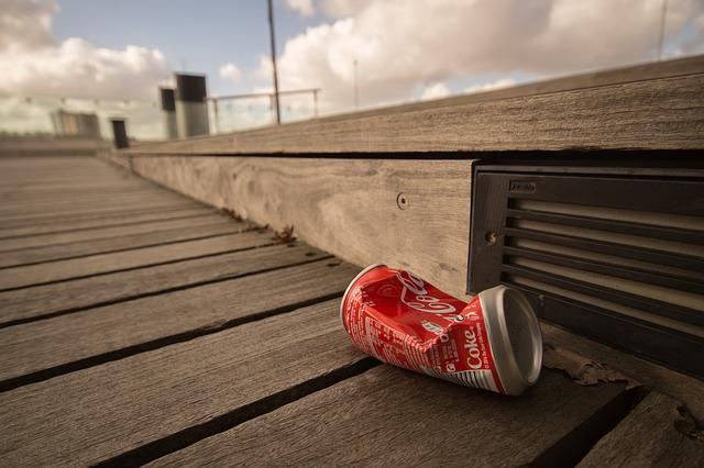 Can, Garbage, Cocacola, Recycle, Dump, Environment