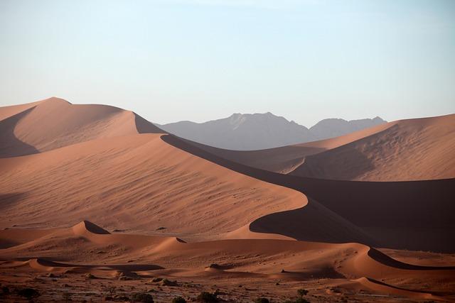 Namibia, Desert, Sand, Dune, Dust, Drought, Sahara