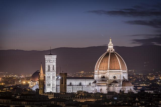 Florence, Duomo, Monument, Renaissance, Tuscany