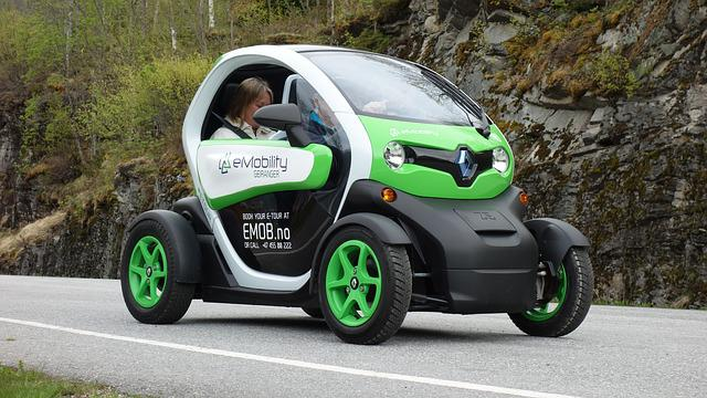 Electric Car, Transport, Durable, Bee Car