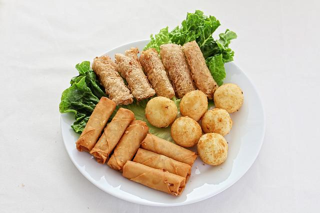 Durian Pancake, Durian Spring Rolls, Durian Ball
