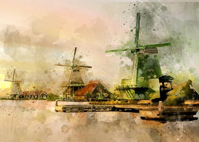 Architecture, Bridge, Building, Dawn, Dusk, Dutch
