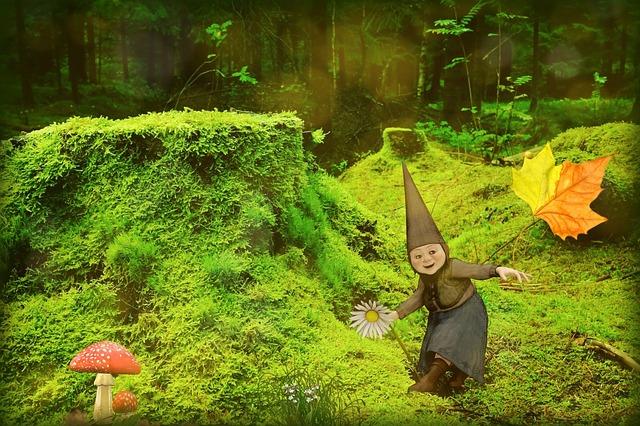 Fee, Fairy Tales, Dwarf, Fairy Tale Forest