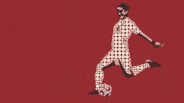 Pictogram, Football, Sport, Symbol, Graphic, Dynamics