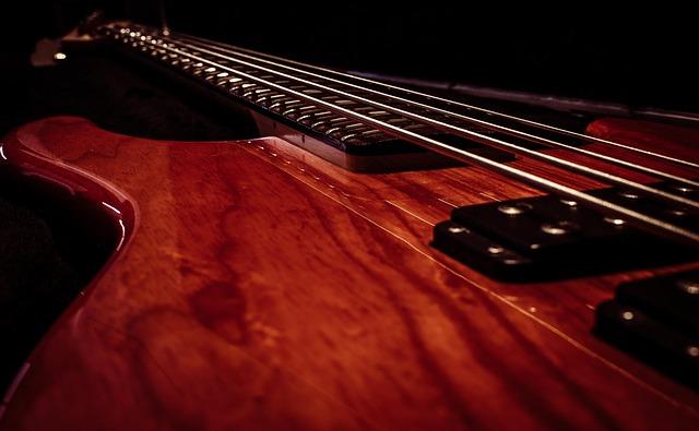 Guitar, Bass, L-2000, E Bass, Music, Instrument, Rock