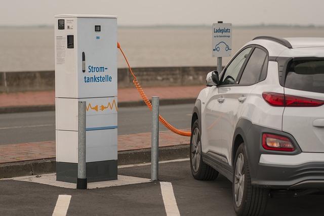 Charging Station, E Mobility, Loading Column, E Car