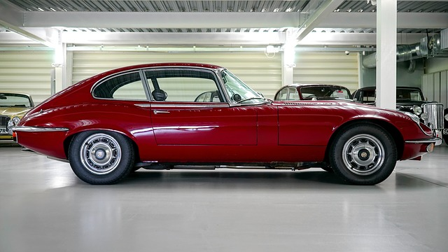 Car, Jaguar, E Type, Auto, Vehicle, Retro, Style
