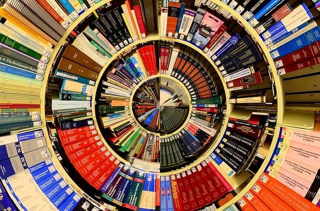 Library, Electronic, Ebook, E-book, E Book, Books