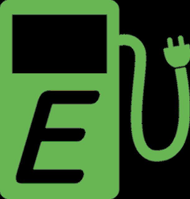 E-gas Station, E Mobility, E Car, Current, Electric Car