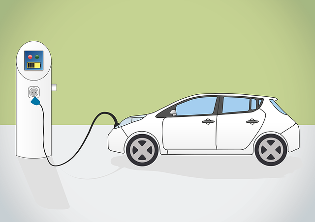 Electric Car, Charging Station, E Car, E-mobile