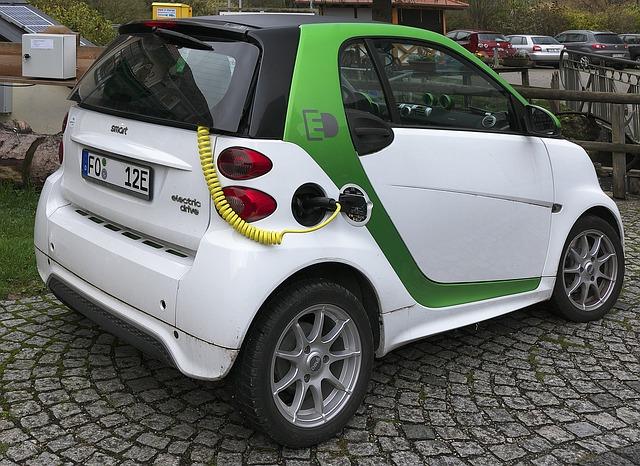 Electric Car, E Car, E-mobile, Motor Vehicle, Pkw, Bev