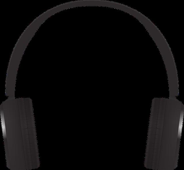 Headphone, Earphone, Sound, Music