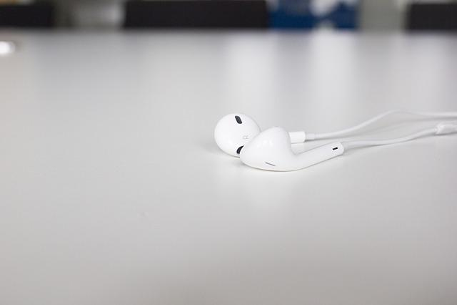 Headphones, In-ear Headphones, Music, Mp3, Earphones