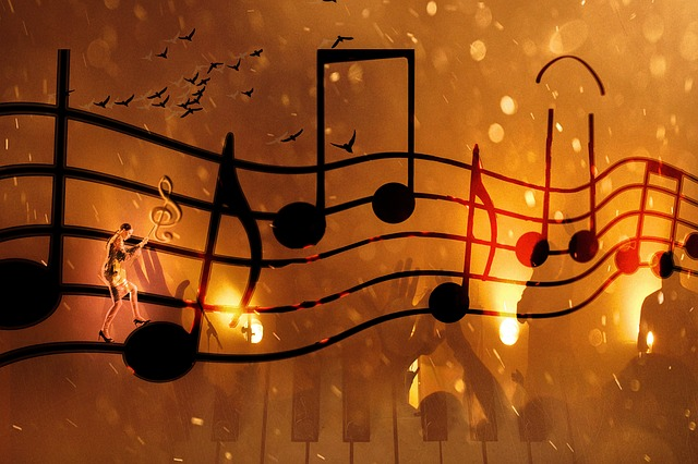 Sound, Decoration, Music, Ears, Show, Song, Festival