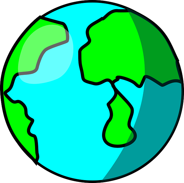 World, Earth, Planet, Continents, Blue Planet, Globe