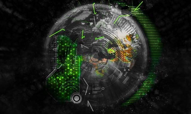 Earth, Technology, Network, Global, Internet, Globe