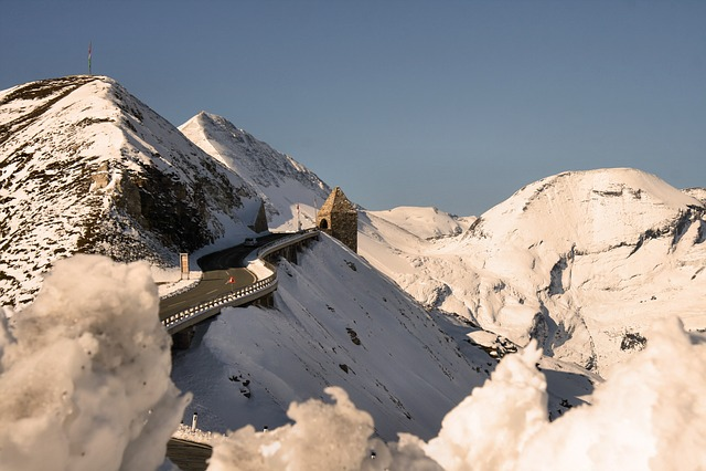 Fuscher Törl, East Tyrol, Austria, Grossglockner