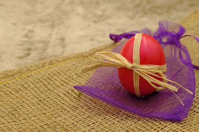 Easter, Easter Egg, Easter Celebration, Give, Gift, Egg