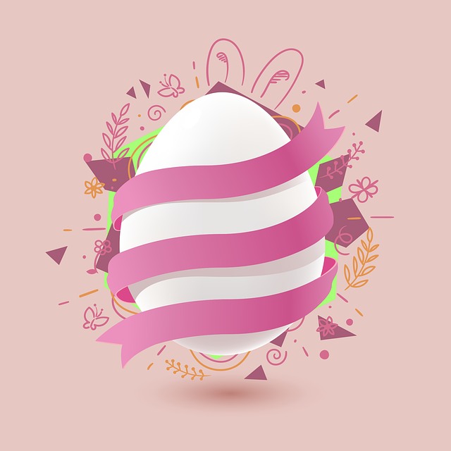 Easter, Egg, Colorful, Spring, Color, Cheerful, Bloom