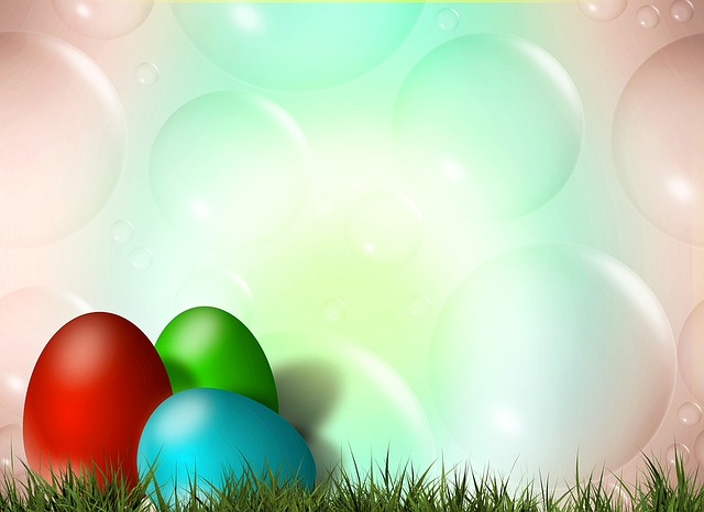 Easter Egg, Easter, Decoration, Color, Egg, Painting