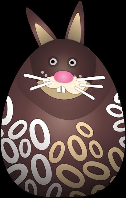 Chocolate Bunny, Pääsiäspupu, Easter, Easter Eggs