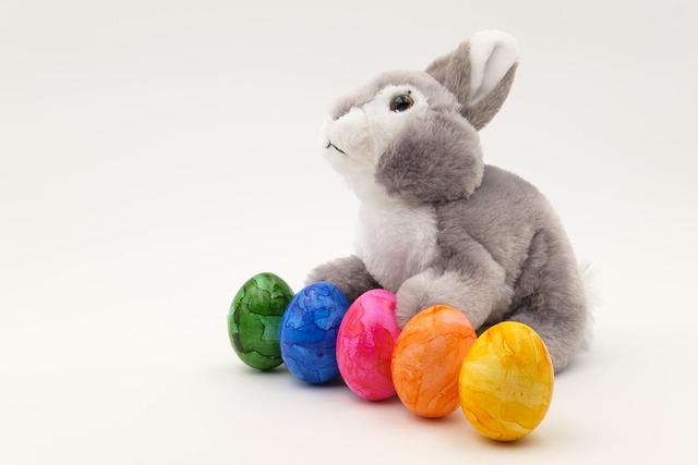 Hare, Easter Bunny, Easter Eggs, Easter, Easter Theme