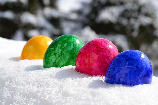 Easter, Easter Eggs, Colorful, Happy Easter