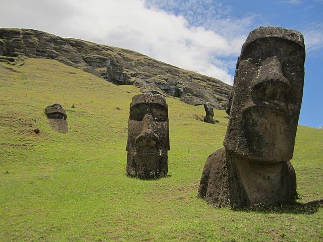 Rapa Nui, Civilization, Image, Easter Island, Face