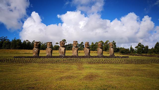 Easter Island, The Pacific Ocean