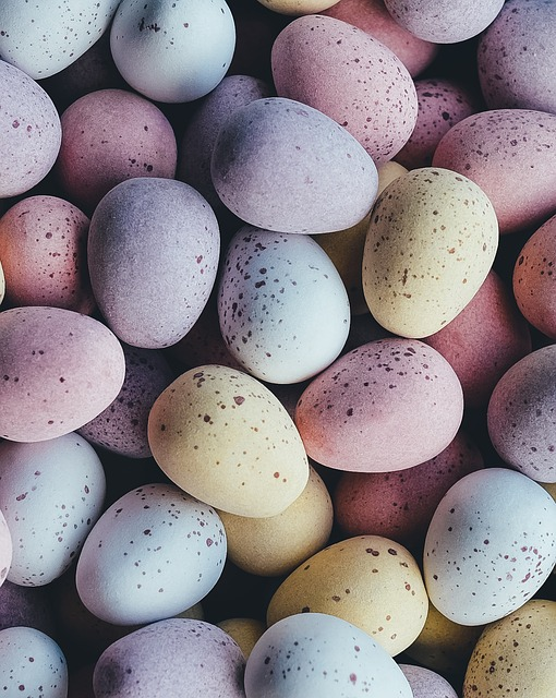 Eggs, Easter Eggs, Candy, Easter, Speckled, Speckles