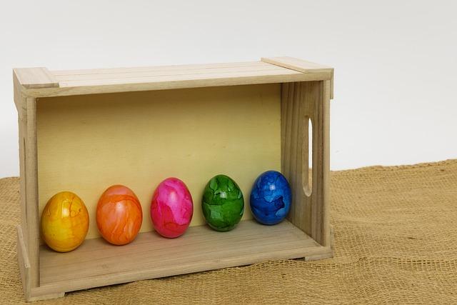 Easter Eggs, Easter, Easter Theme, Egg, Colorful Eggs