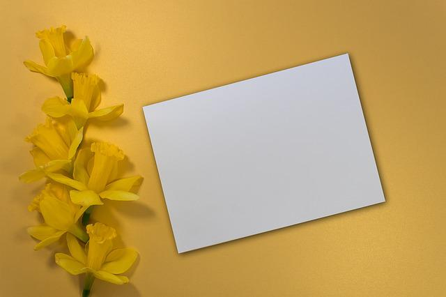 Easter, Easter Greeting, Spring, Yellow