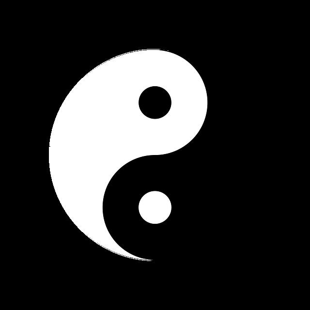 Yin, Yang, Eastern, Asian, Philosophy, Balance, Harmony