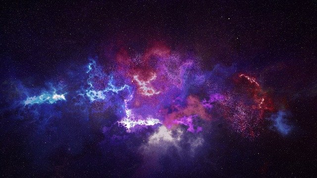 Astronomy, Space, Abstract, Galaxy, Easy, Background