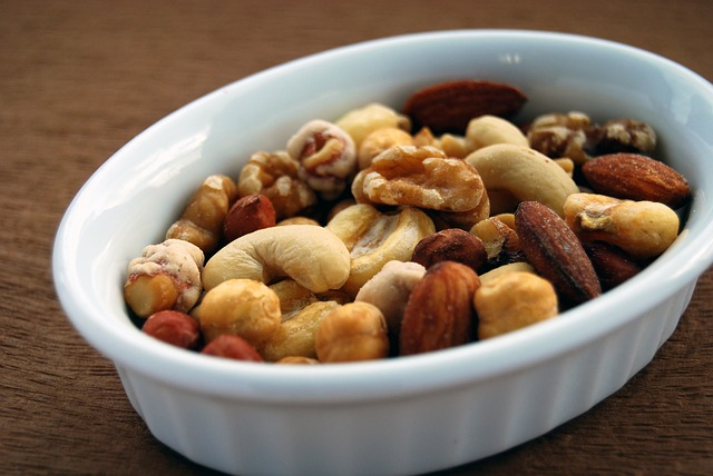Food, Nuts, Almond, Cachew, Gourmet, Peanuts, Bowl, Eat
