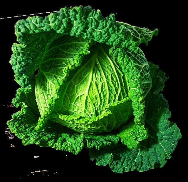 Kohl, Savoy, Vegetables, Green, Healthy, Eat, Food