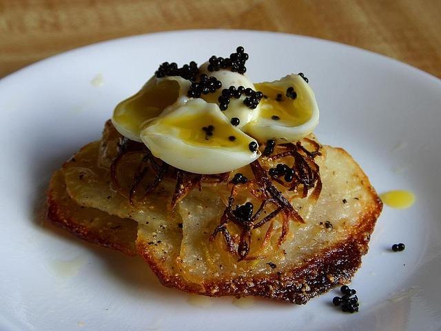Caviar, Quail Eggs, Noble, Luxury, Expensive, Eat, Food